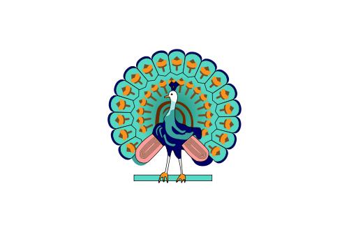 Флаг Третьей Бирманской империи
