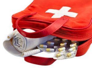 аптечка в дорогу список лекарств