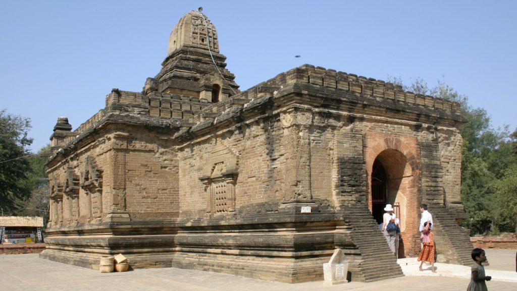 Храм Нанпая в Багане