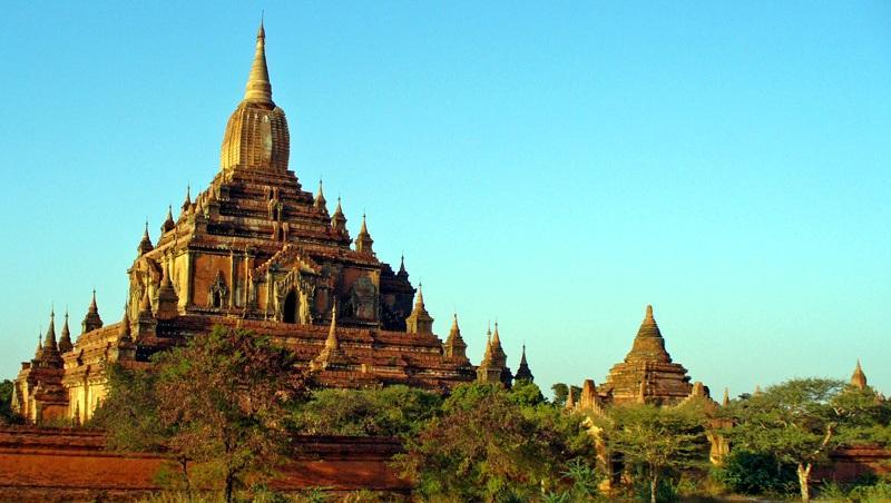 Пагода в Багане