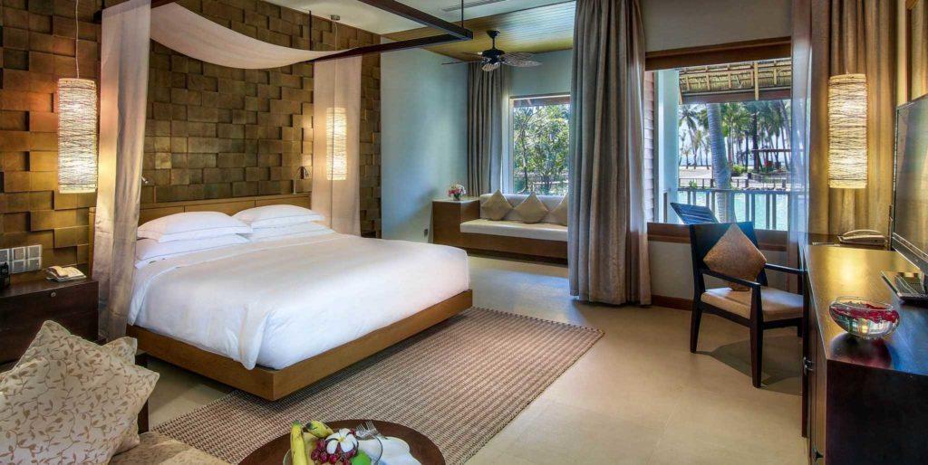 Курортный отель в Бирме