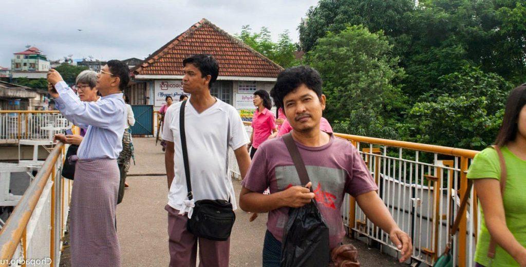 Туристическая Мьянма