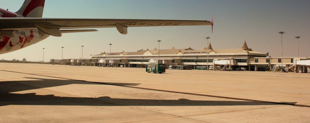 Аэропорт Мандалай
