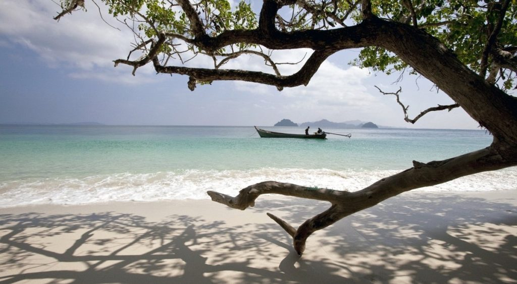 Мьянма остров Лампи