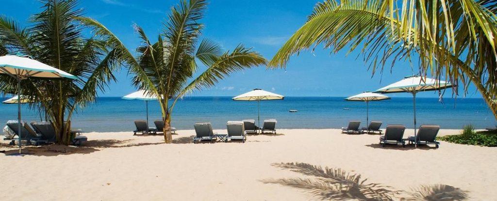 Пляж Нгве Саунг Мьянма