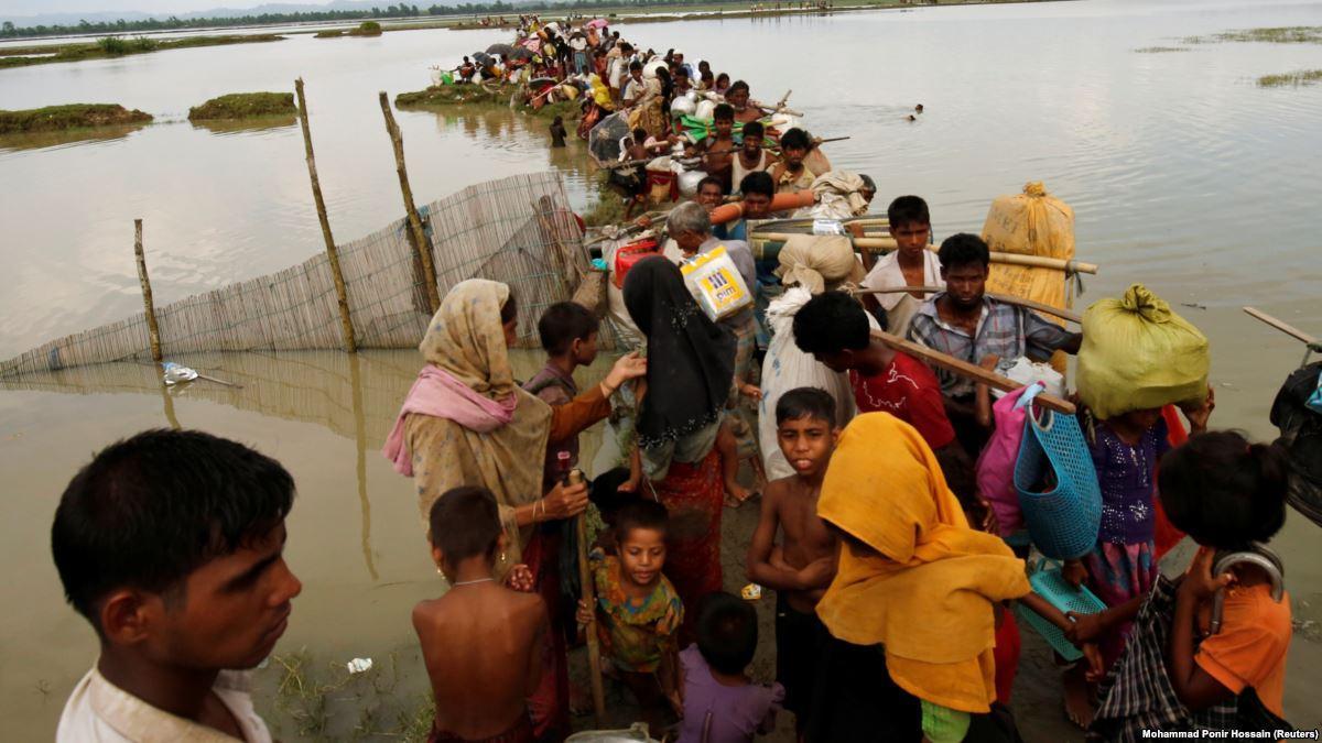 Война в Мьянме